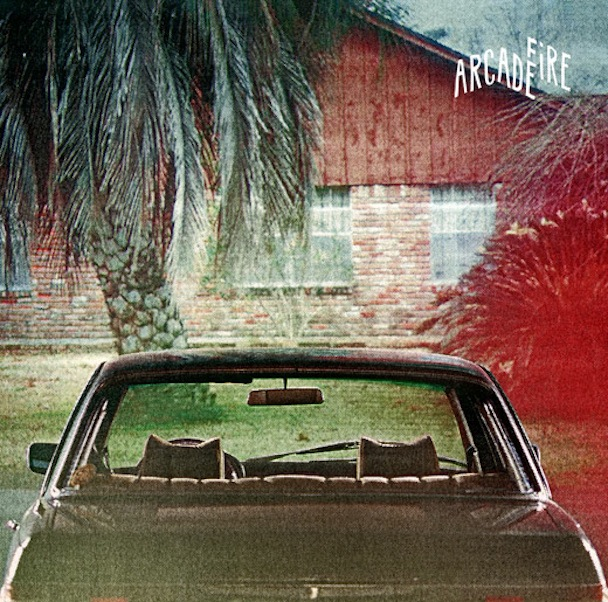 Arcade Fire -The Suburbs