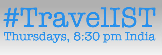 "#TravelIST Twitter Chat 3 – ""Travelling Solo"" – Jan 30, 2014 – Highlights"