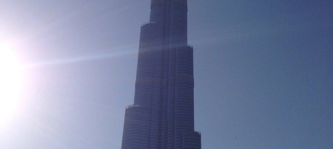 Dubai's erection – Get high on this!