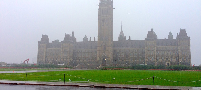 Photos: Revisiting the Canadian Parliament