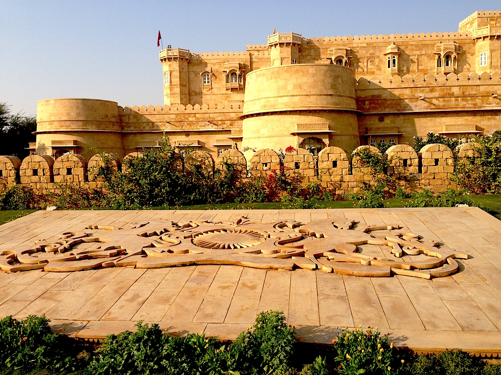 Suryagarh, Jaisalmer - A boutique hotel that delivers on every promise