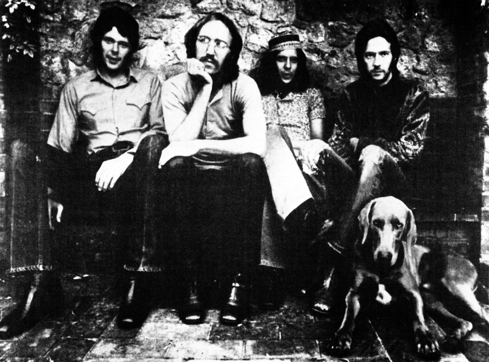 Derek and the Dominos from a poster. Photo: WIkimedia Commons