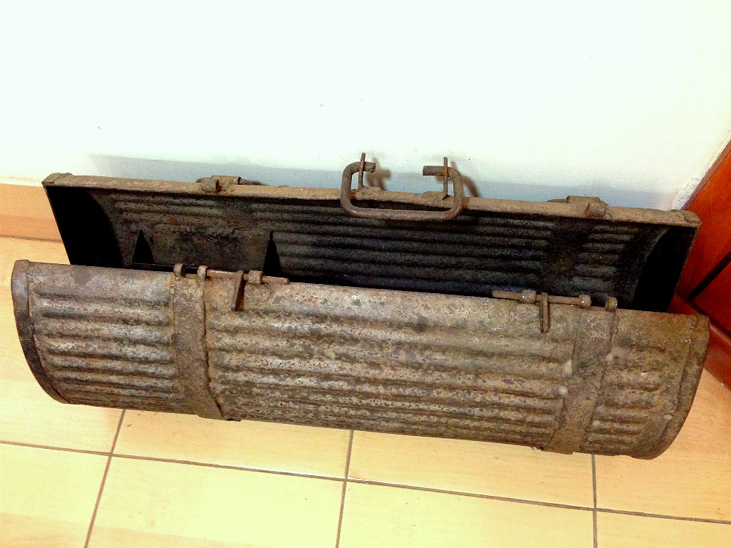 A gun case from the era of Tipu Sultan