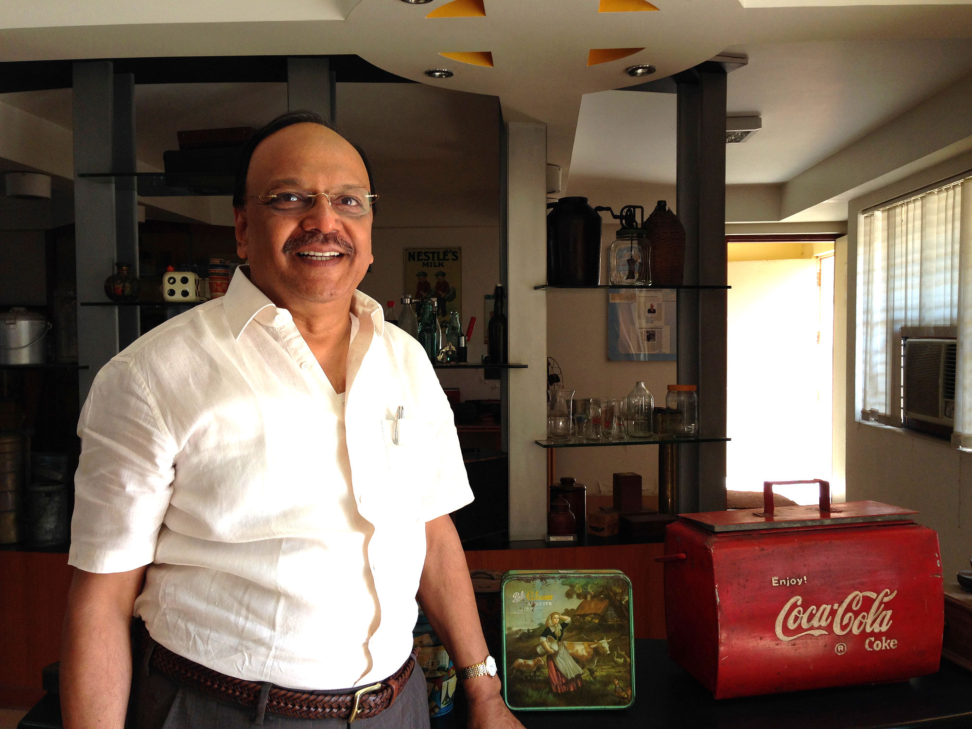 Vimal Kedia turned his passion for packaging into a museum