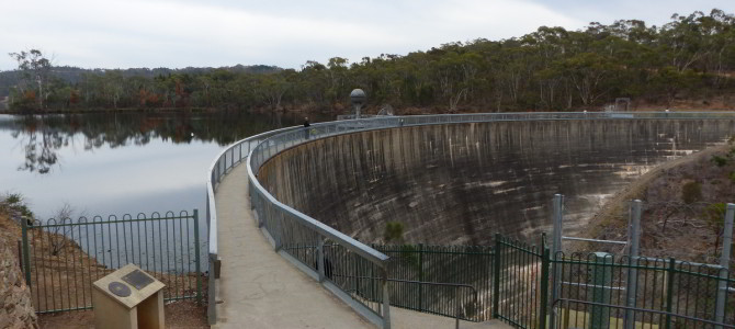 At Barossa's Whispering Wall, your secrets aren't secret anymore!