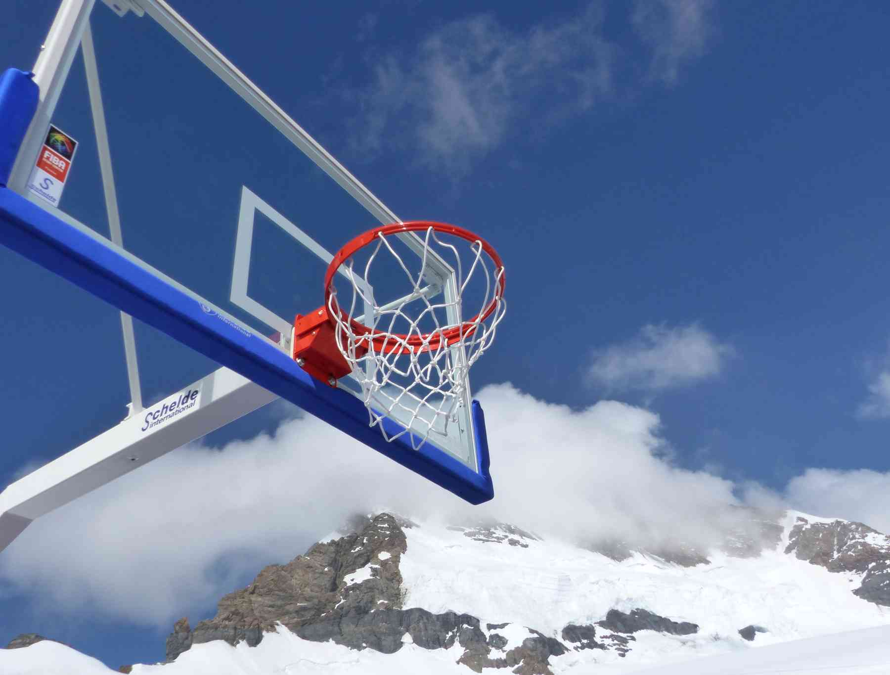 Basketball at Jungfrau