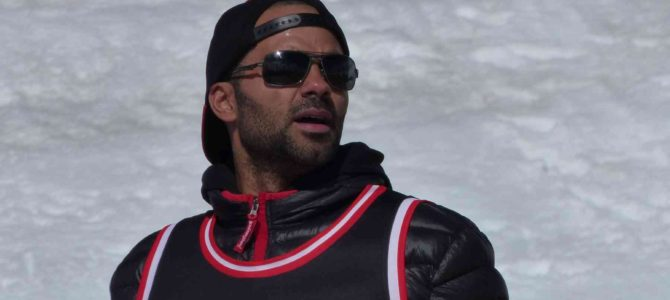 When Tissot ambassador Tony Parker won my heart in Jungfraujoch